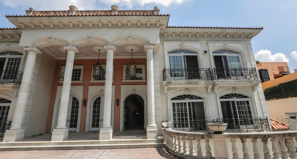 Juez niega amparo a Zhenli Ye Gon contra aseguramiento de mansión en CDMX - Foto de Notimex