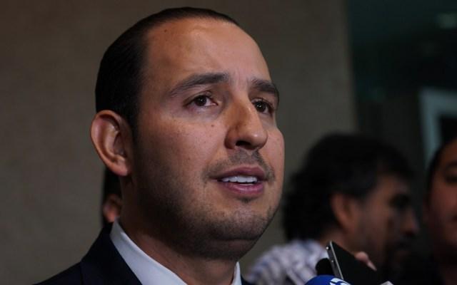 Gobierno federal debe cumplir debido proceso contra Rosario Robles: PAN - Marko Cortés
