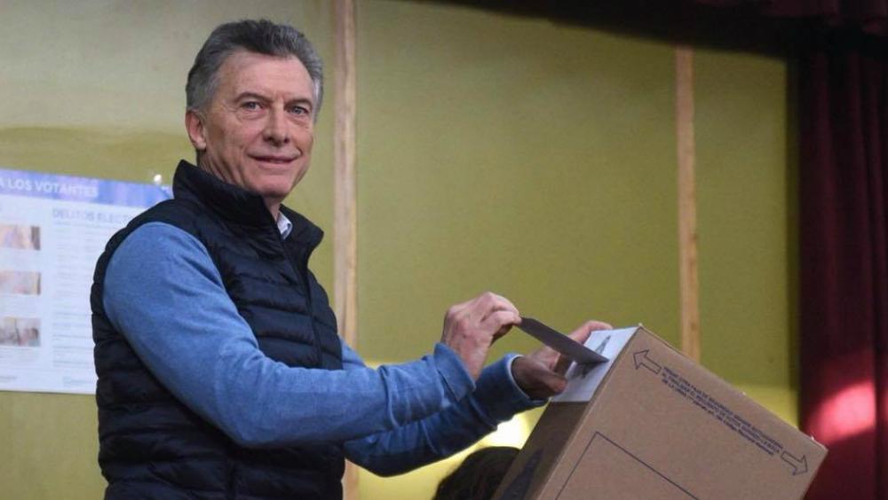 Fiscal imputa a Mauricio Macri por presunto espionaje - Foto de Mauricio Macri / Archivo