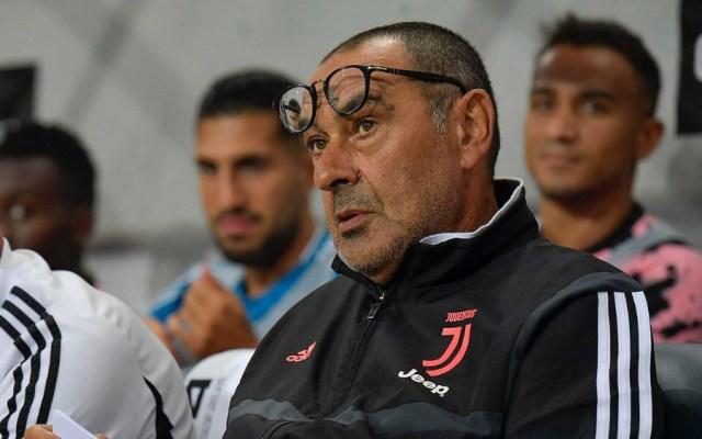 Sarri se ausentará de la Juventus las primeras dos fechas de Serie A - Foto de Juventus