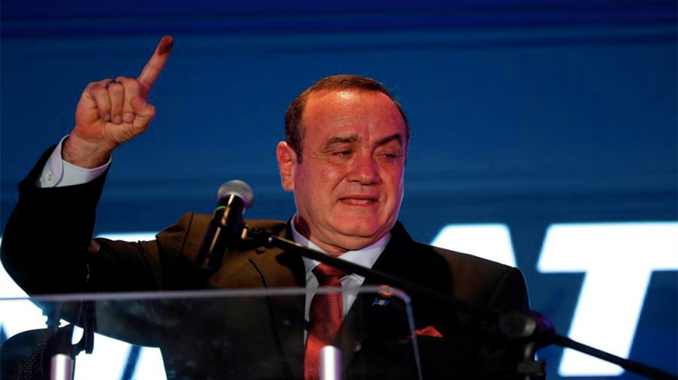 México felicita a Giammattei por triunfo en elección en Guatemala - mexico felicita a alejandro giammattei guatemala