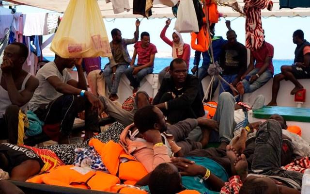 Fiscalía ordena inspección médica a migrantes a bordo del Open Arms - migrantes open arms