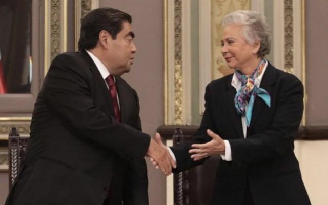 Espera Segob que gobernador de Puebla sea promotor de derechos humanos - Foto de @M_OlgaSCordero