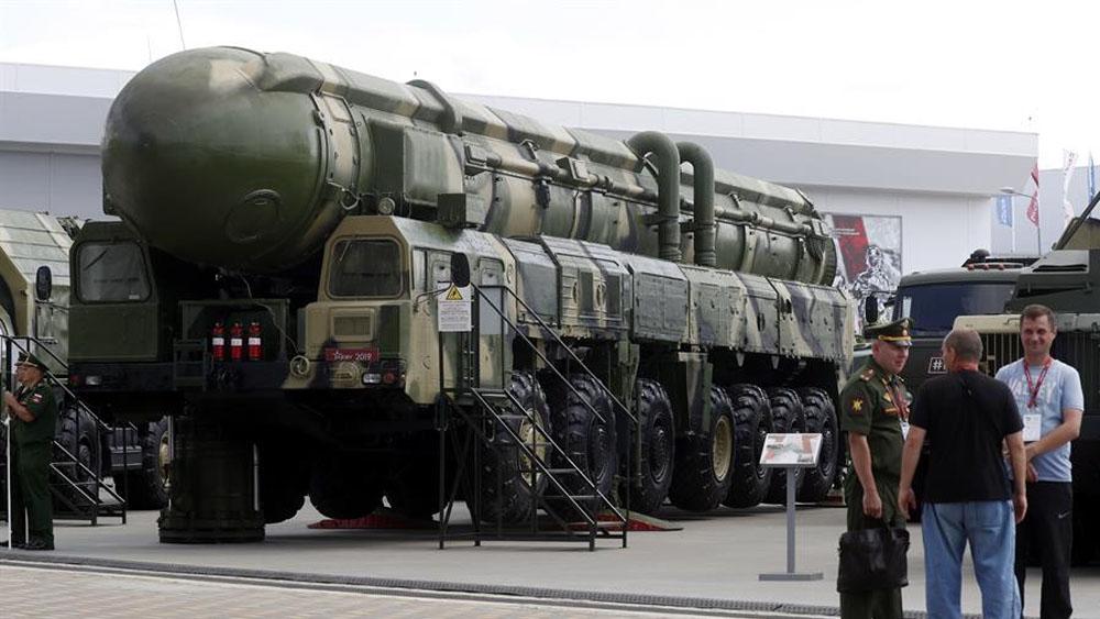 Aumenta radiación en ciudad rusa tras explosión de misil - misil rusia