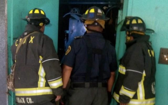 Mujer muere tras caer a cubo de elevador en el Edificio Tamaulipas - Mujer muere edificio Tamauipas Tlatelolco