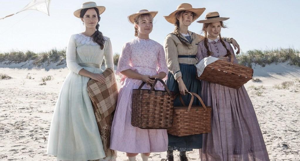 El primer avance de 'Mujercitas' con Emma Watson. Noticias en tiempo real