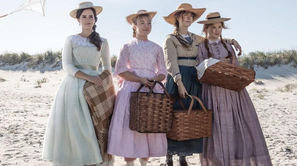 El primer avance de 'Mujercitas' con Emma Watson - Captura de pantalla
