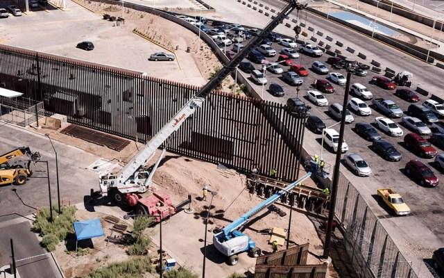 Expertos advierten que muro fronterizo podría causar severas inundaciones - Foto de Mani Albrecht/Customs and Border Protection/DVIDS
