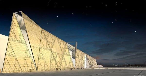 Así será el Museo Arqueológico más impactante del mundo - Foto: cdn-5bf0ac72f911c8118cf45637.closte.com