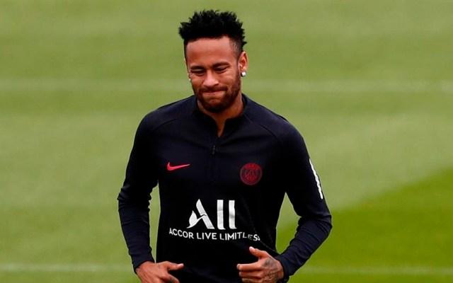 Neymar comunica al PSG que se queda: 'L'Equipe' - neymar psg
