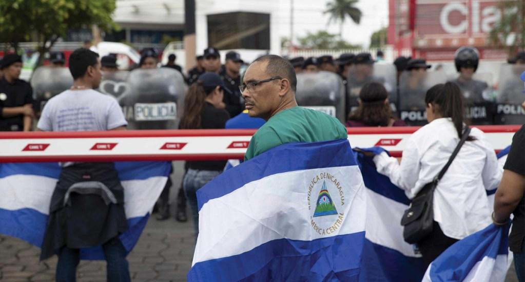 Opositores en Nicaragua piden a OEA crear comisión para solucionar crisis. Noticias en tiempo real