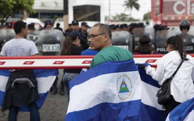 Opositores en Nicaragua piden a OEA crear comisión para solucionar crisis - OEA