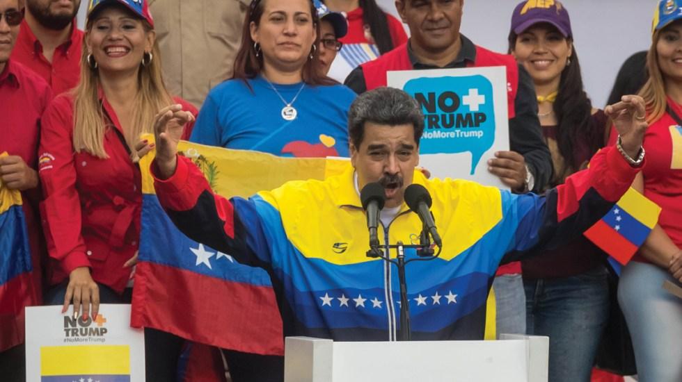 Maduro denuncia que expresidente colombiano Álvaro Uribe planea asesinarlo - Foto de EFE