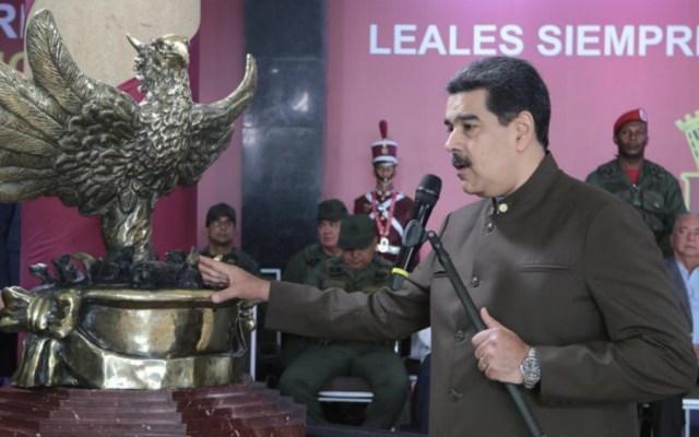 Gobierno de Maduro llama a marcha contra bloqueo de EE.UU. - Foto de @NicolasMaduro