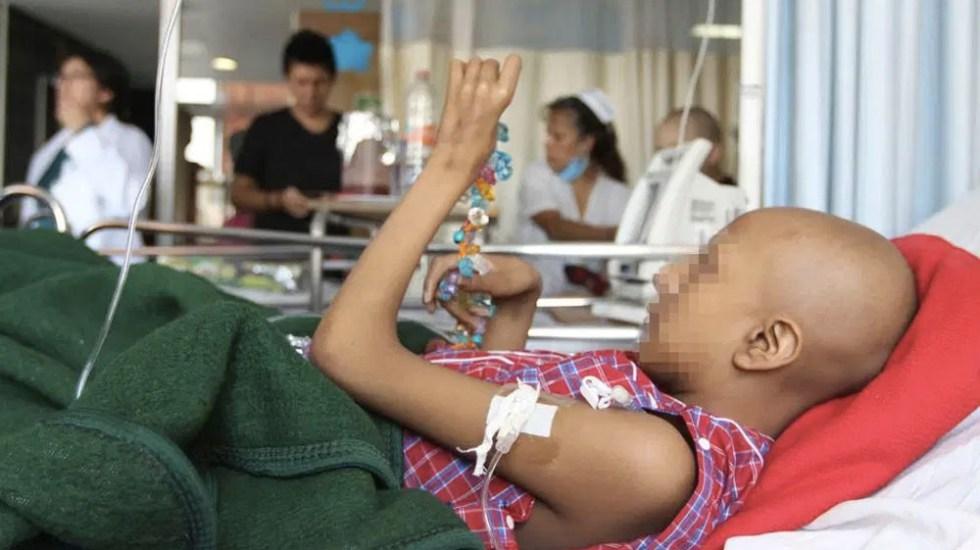 IMSS y Teletón se unen para atender a niños con cáncer - niño con cáncer
