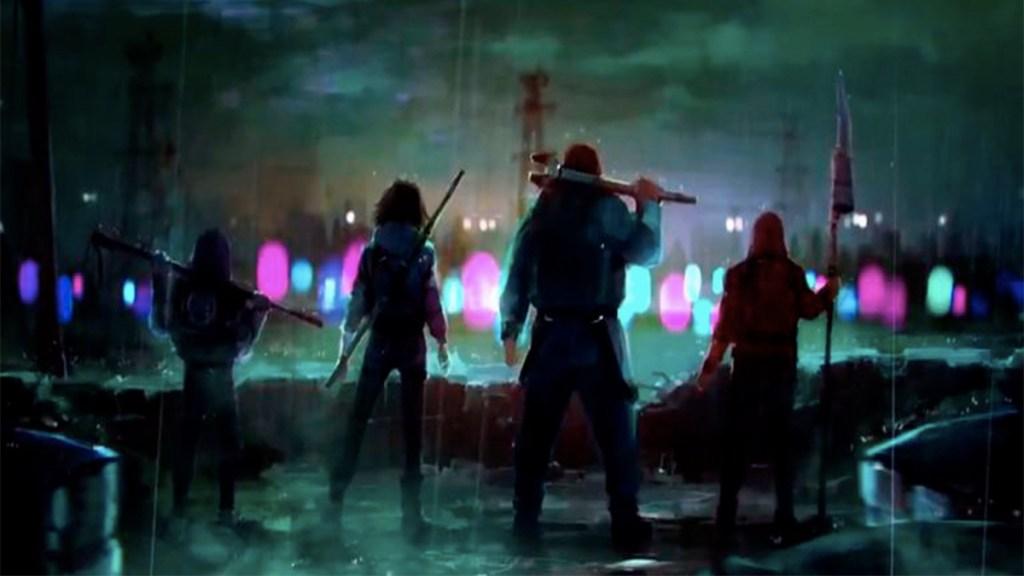 """#Video Teaser de la nueva serie basada en """"The Walking Dead"""" - nueva serie de the walking dead"""