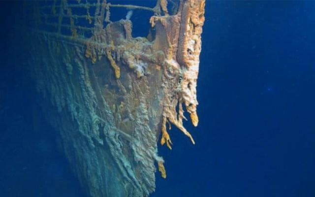 Fotografían los restos del Titanic por primera vez en 14 años - nuevas imágenes titanic