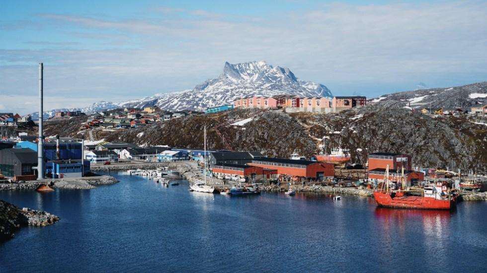 Donald Trump quiere comprar Groenlandia - Nuuk Groenlandia