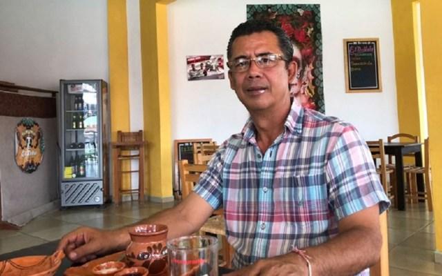 Matan a excandidato de Morena a la presidencia de Chilapa, Guerrero - Orencio Bello Sánchez, excandidato a edil de Chilapa. Foto de Sveriges Radio