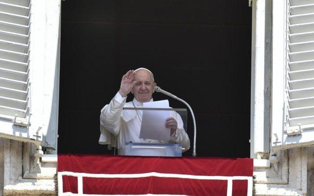 López Obrador invita al papa Francisco a México - El papa Francisco. Foto de @vaticannews_es