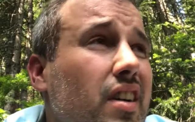 Piloto documenta en video su rescate en zona boscosa de Quebec - Piloto Matt Lehtinen. Captura de pantalla