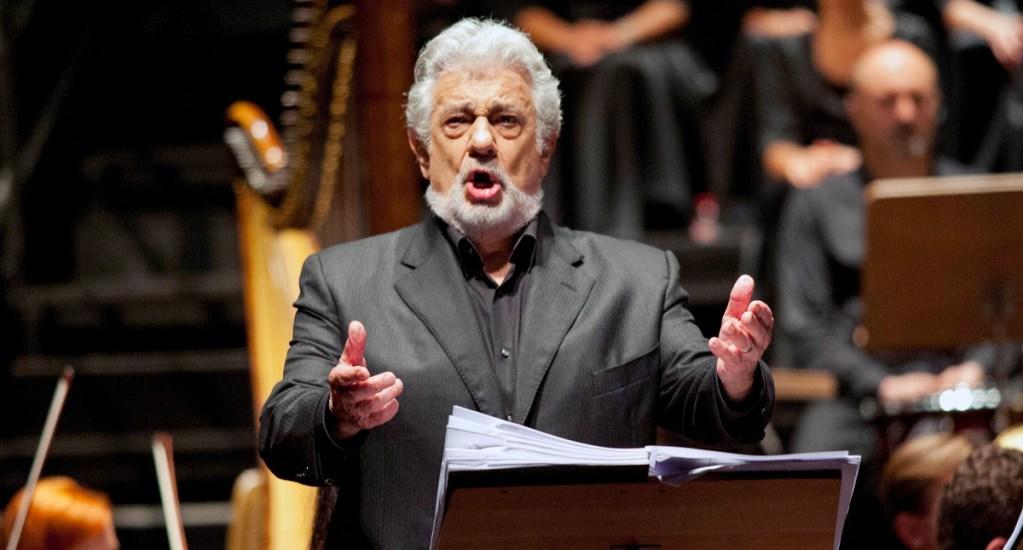Plácido Domingo recibe cálida ovación en la Ópera de Zúrich - Plácido Domingo