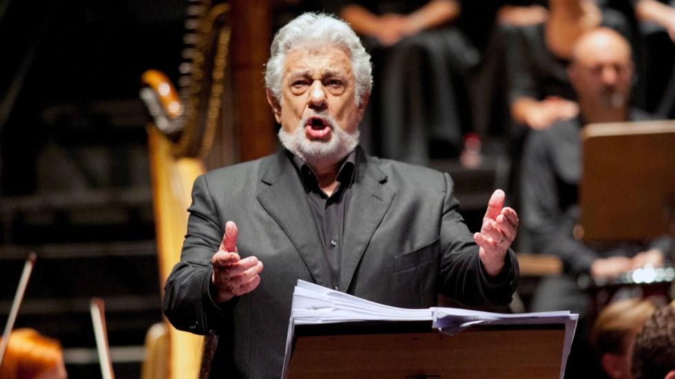 Plácido Domingo no asistirá al Premio Batuta - Plácido Domingo
