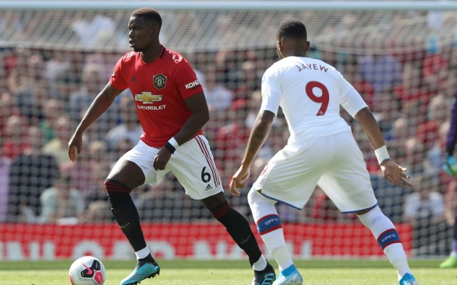 Manchester United pierde en casa ante el Crystal Palace - Manchester United