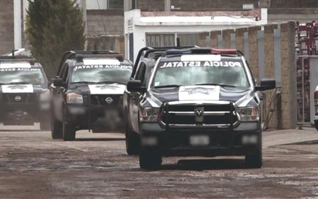 Detienen a seis presuntos integrantes del CJNG en Aguascalientes - Foto de SSPE Aguascalientes