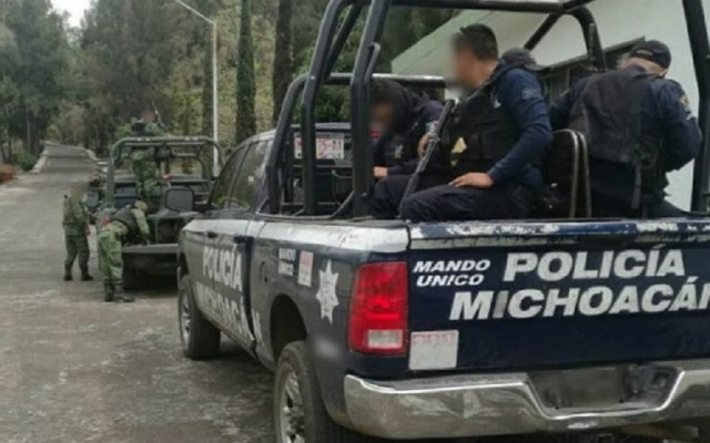 Liberan a dos mujeres secuestradas en Michoacán - Policía de Michoacán. Foto de La Voz de Michoacán