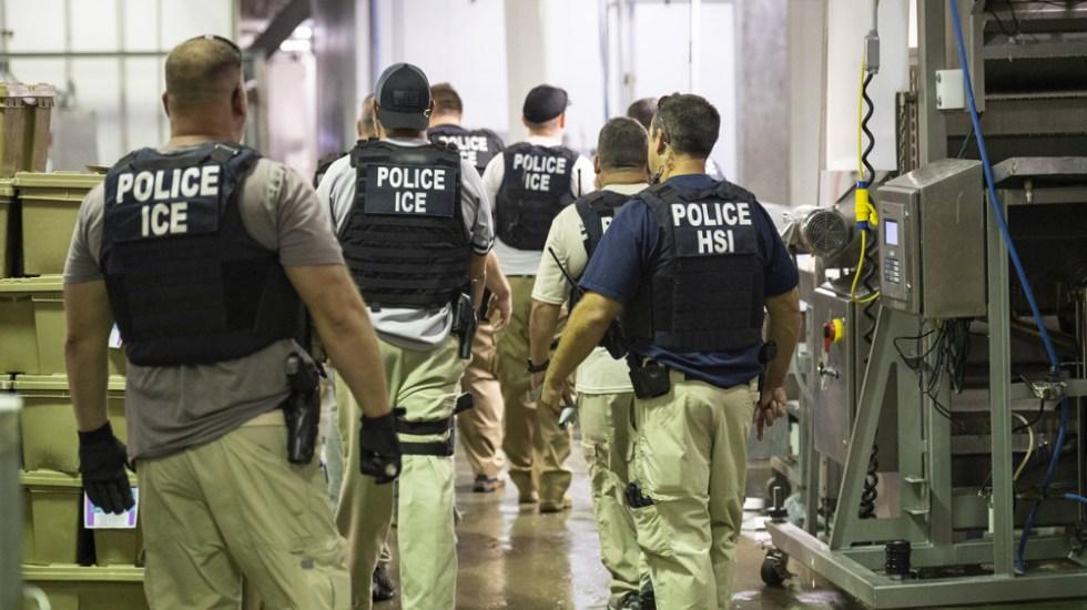 Gobierno de México despliega brigadas de apoyo tras operativos en Misisipi - Foto de ICE