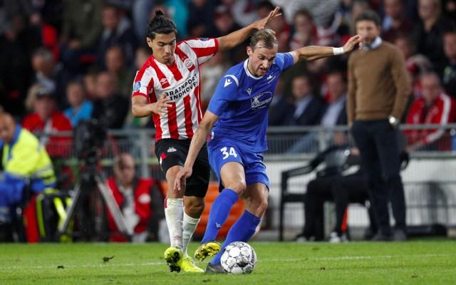 PSV supera tercera ronda clasificatoria de la Europa League - PSV