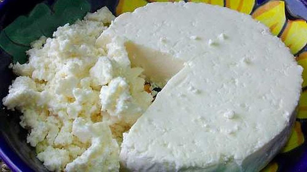 Alertan por brote de salmonela en EE.UU. relacionado con el queso mexicano - Queso fresco mexicano. Foto de Robin Grose