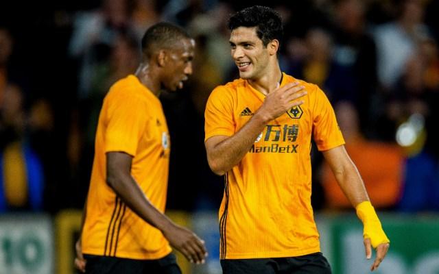 Con nuevo gol de Jiménez, Wolverhampton clasifica a fase de grupos de Europa League - Foto de EFE