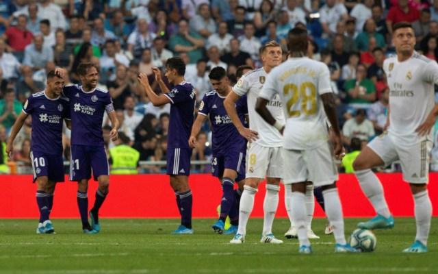 Real Madrid empata con Valladolid y regresan las dudas - Foto de EFE