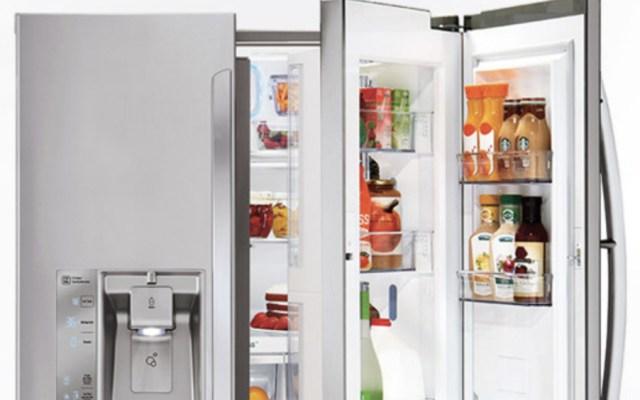Le castigan sus gadgets… tuitea desde refrigerador - Foto de LG
