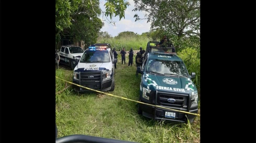 Liberan a dos personas secuestradas en Veracruz - rescatan a dos personas secuestradas en veracruz