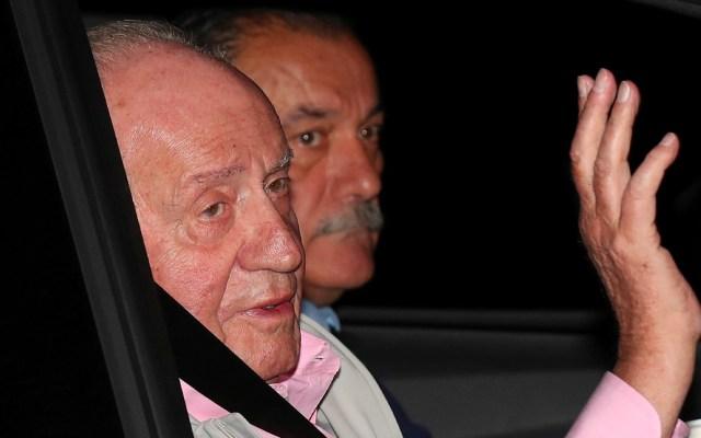Rey emérito Juan Carlos se recupera de operación y saldrá de cuidados intensivos - Rey Juan Carlos