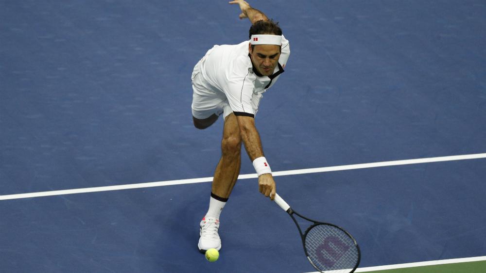 """Federer describe de """"frustrantes"""" flojos inicios de sus partidos en EE.UU. - Foto de EFE"""