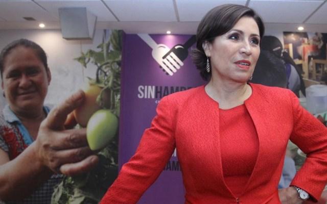 Niegan suspensión para frenar aprehensión de Rosario Robles - rosario robles