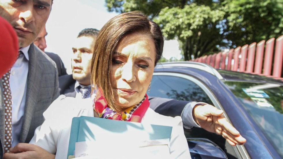 ASF presenta al menos 10 denuncias relacionadas a Rosario Robles - rosario robles