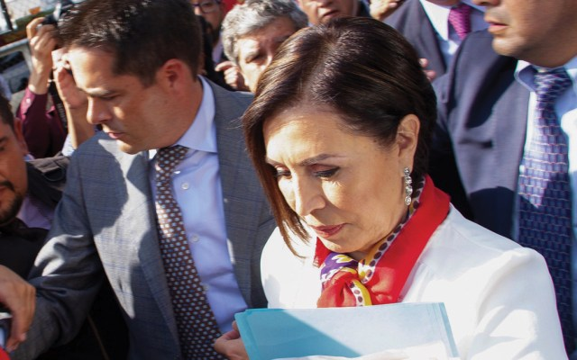 UIF presentará dos nuevas denuncias contra Rosario Robles - Foto de EFE