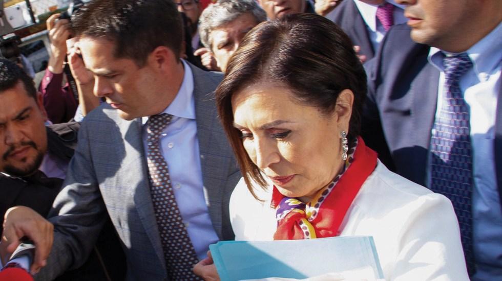 ASF advirtió a Rosario Robles sobre desvío de dinero en universidades - Foto de EFE