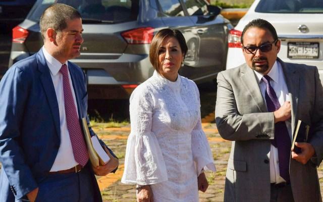 Sanción a Rosario Robles confirma persecución política: defensa - Rosario Robles Reclusorio juicio