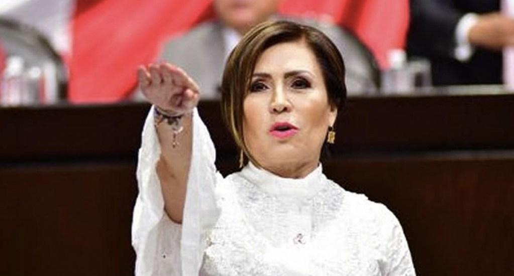 Función Pública inhabilita por 10 años a Rosario Robles. Noticias en tiempo real
