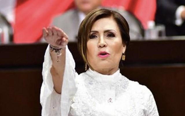 Analiza citar testigos en juicio político contra Rosario Robles - rosario robles