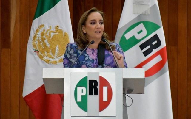 Oposición resentiría recorte de prerrogativas a partidos: Ruiz Massieu - Ruiz Massieu