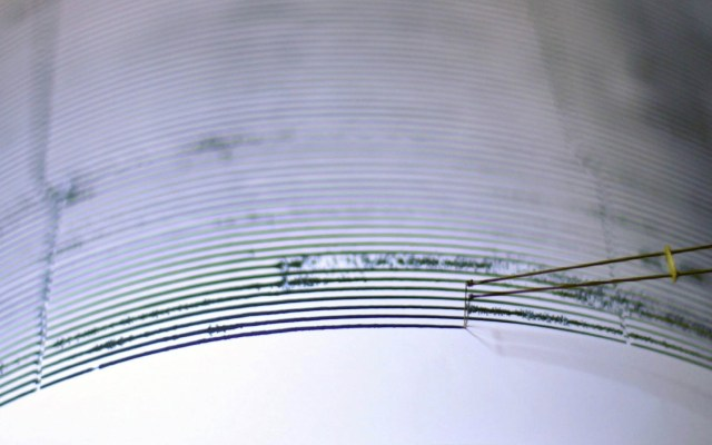 Sismo magnitud 5.5 sacude Chiapas - Sismo temblor archivo movimiento