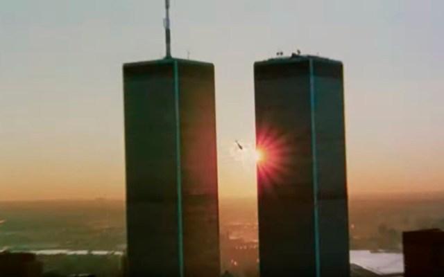 Revelan tráiler censurado de Spider-Man tras 11-S - Spider-Man torres gemelas
