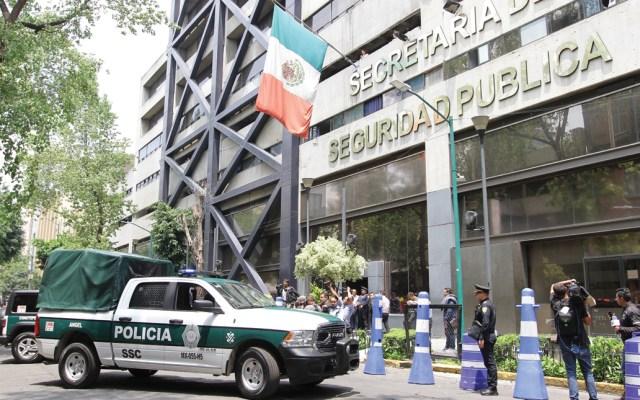 Mujer policía denuncia a mando de la SSC por presunto abuso sexual - Foto de Notimex